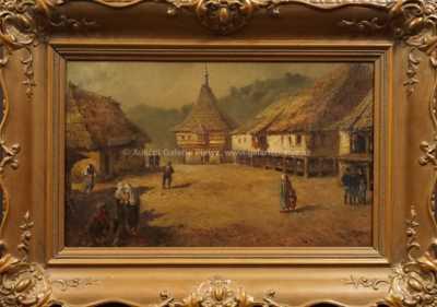 Neznačeno - Ve vesnici