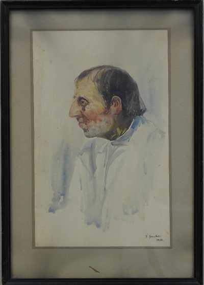 Josef Jambor - Stařeček