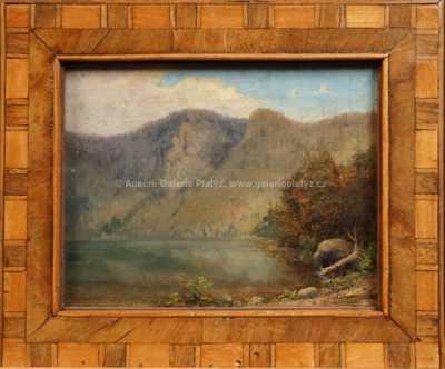 Neznačeno - Horské jezero