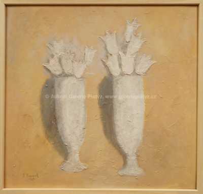 Vladimír Komárek - Dvě vázy