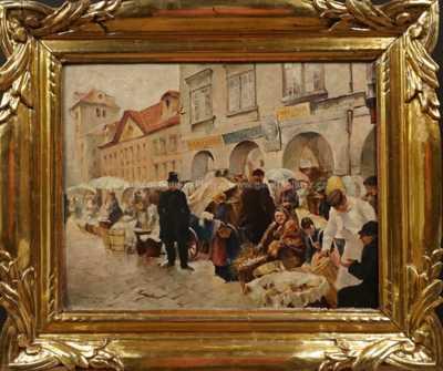 Vladimír Kliment - Z Vaječného trhu