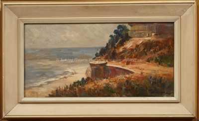Karel Hodr - Na pobřeží