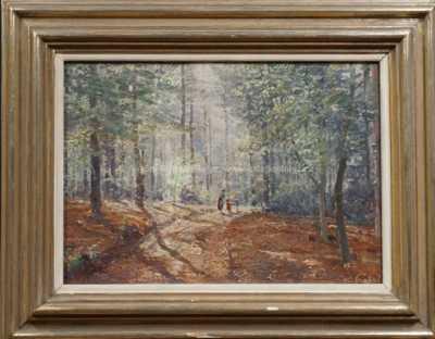 Josef Procházka - Ráno vlese
