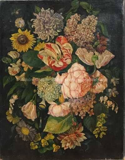 Neznačeno - Květinové zátiší