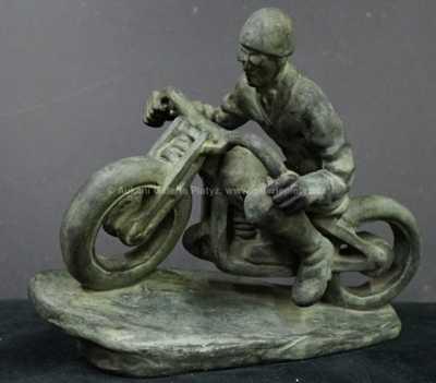 Neznačeno - Motocyklista