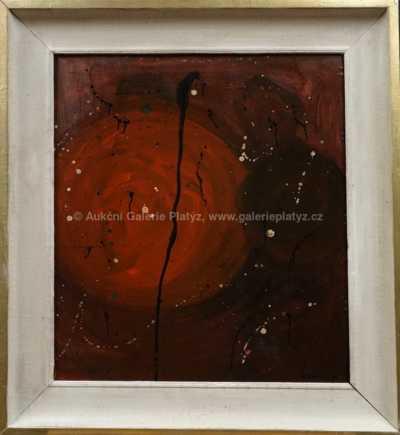 Rudolf Krivoš - Abstraktní kompozice