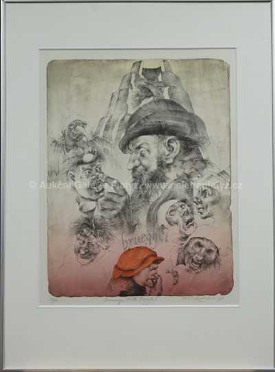 Oldřich Kulhánek - Pocta Brueghelovi
