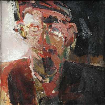 Milan Chabera - Portrét