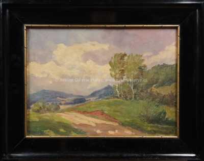 Gustav Macoun - Cesta na Vysočině