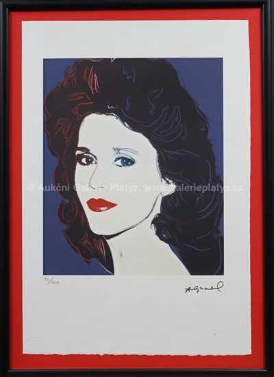 Andy Warhol - Jane Fonda