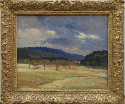 František Hladík - Podzimní krajina