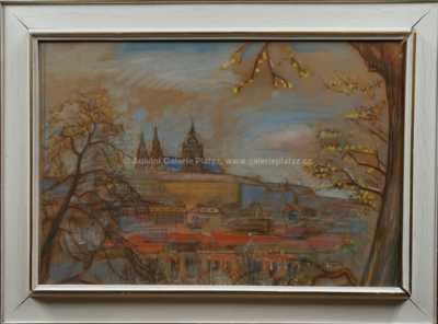 Jaroslav Grus - Pražský hrad