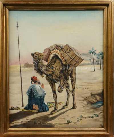 Autor neurčen - Beduín