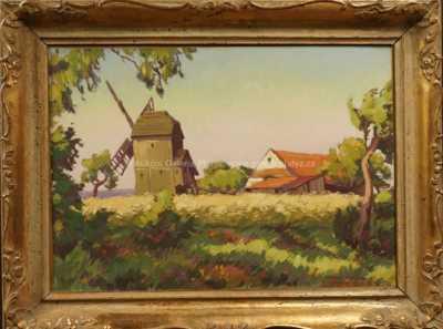 Jaroslav Votruba - Větrný mlýn