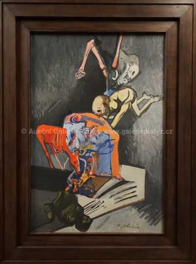 Vincent Hložník - Abstrakce