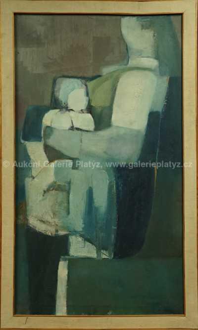 Antonín Sirůček - Matka s dítětem