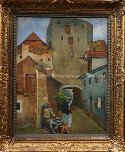 Karel Rélink - Ve staré uličce