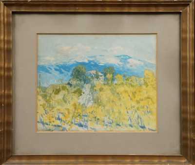 Roman Havelka - Dům v horách