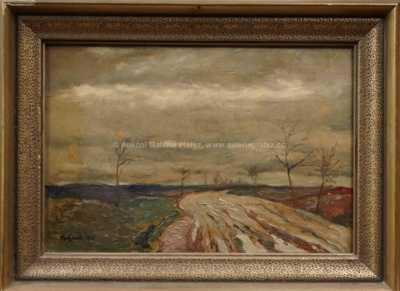 Gustav  Porš - Přichází jaro