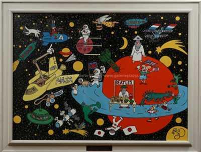 František Ringo Čech - Dobívání vesmíru