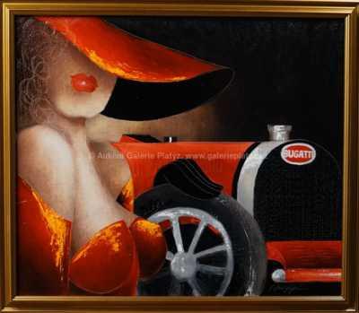 Jan Rapin - Má láska Bugatti