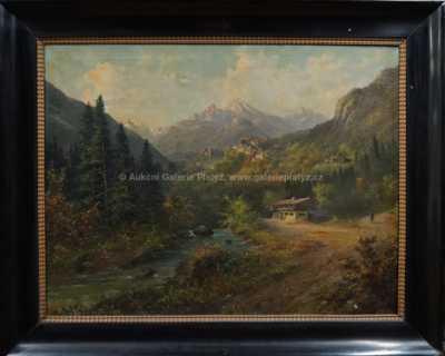 Neznačeno - V horách