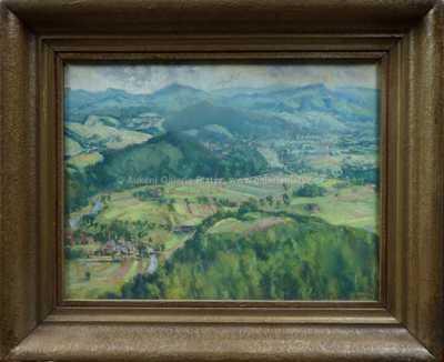 Alois Schneiderka - Rožnov z Černé hory