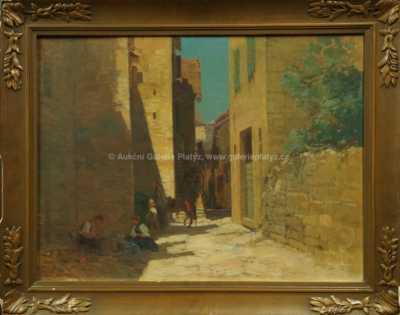 Roman Havelka - Motiv ze středomoří