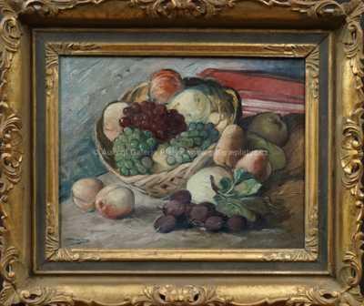 Josef Krejsa - Ovocné zátiší