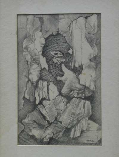 Jaroslav Veris (Zamazal) - Abstraktní kompozice