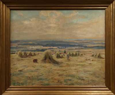 Alois Tužinský (Tužina) - Po sklizni