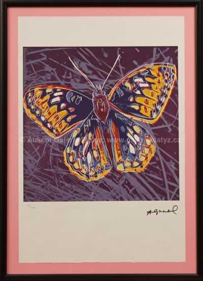 Andy Warhol - San Francisco Silverspot