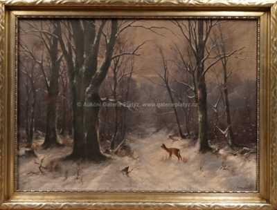Alexander Steinbrecht - Srnka v lese