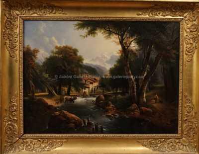 Neznačeno - Podhorská řeka