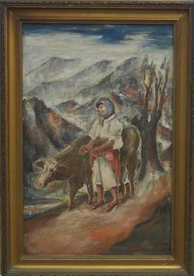 Alois Schneiderka - Z pastvy