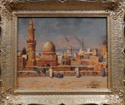 V. Příhoda - Z Egypta
