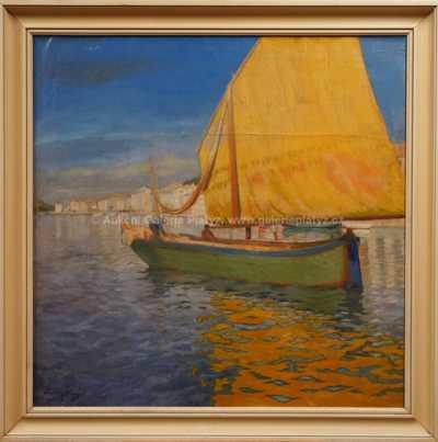 Karl Hayd - U pobřeží