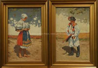 J. Rombald - Konvolut dvou kusů