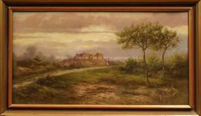 F. J. Dyck - Podél skal