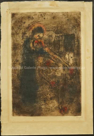 Pieta s oknem