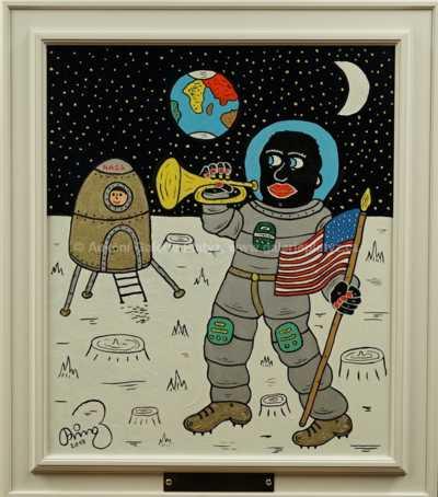 František Ringo Čech - Armstrong na Měsíci