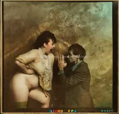 Jan Saudek - The Matrimony