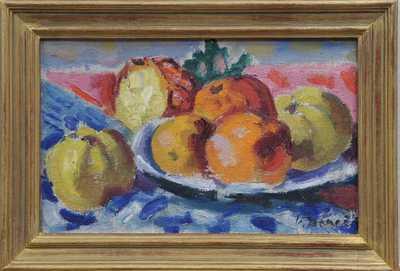Vincenc Beneš - Ovocné zátiší