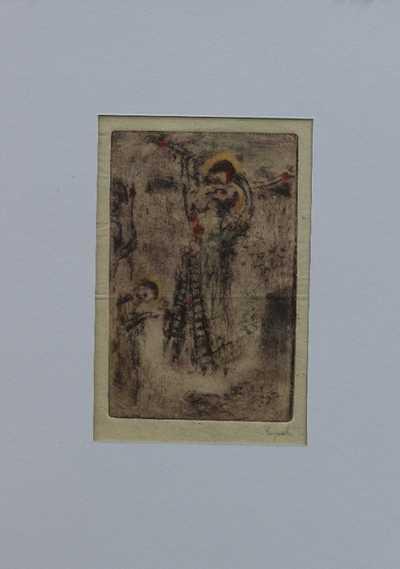 Bohuslav Reynek - Snímání s kříže