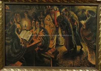 Vlastimil  Košvanec - U rabína