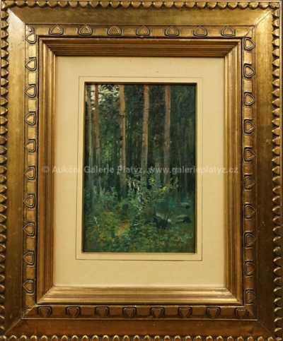 Josef Ullmann - V hlubokém lese