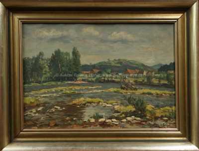 Josef Fiala - Na řece