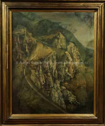 Karel Laštovka - Údolí ticha