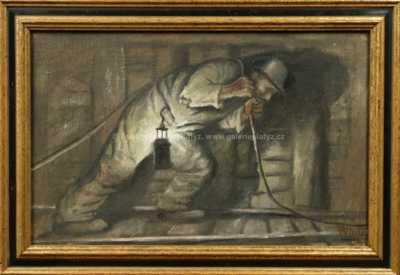 Vilém Wünsche - Těžká práce