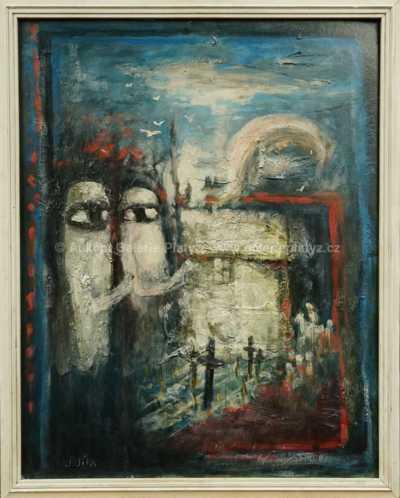 Josef Jíra - Setkání za hřbitovem